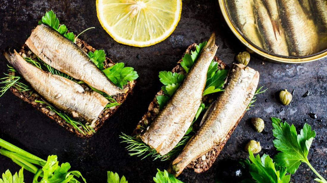 Benefits Of Sardines: Fats