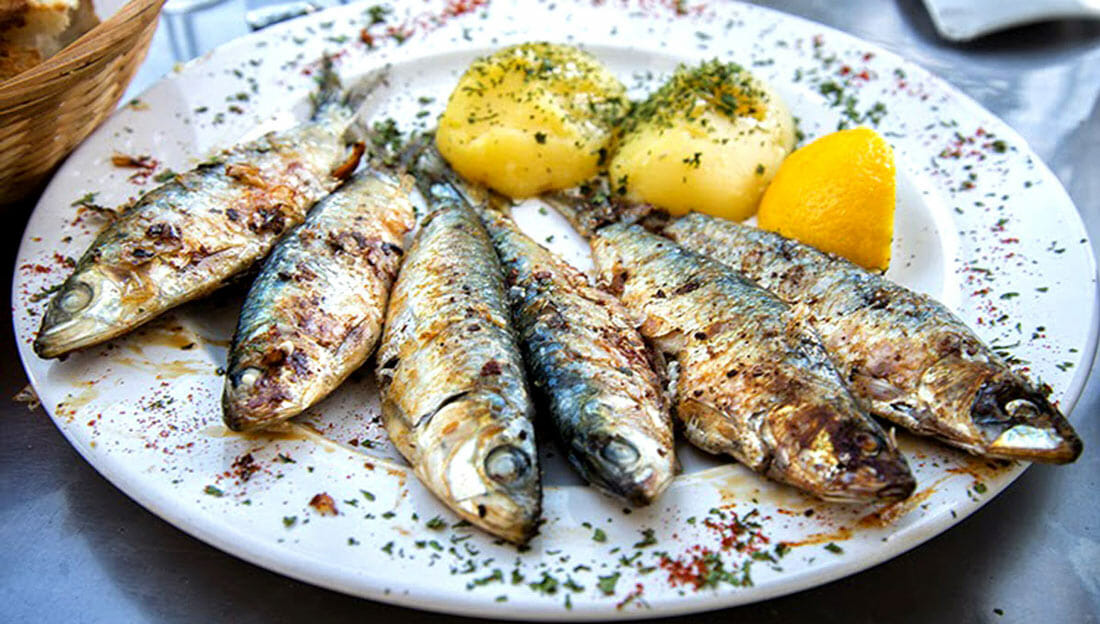 Benefits Of Sardines: Minerals