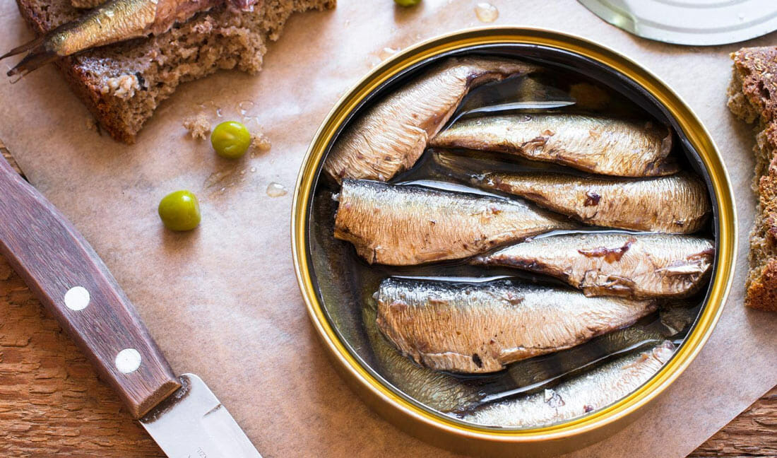 Benefits Of Sardines: Other Benefits