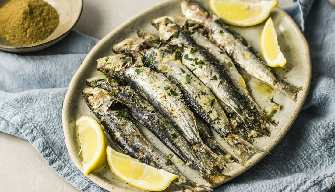 Benefits Of Sardines: Vitamins