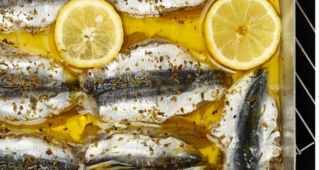 How To Cook Sardine Fillets