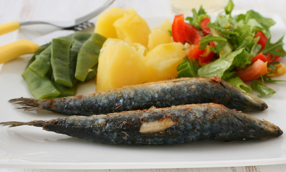 How To Cook Sardines